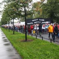 DNI PROTESTU: Oświata - Warszawa (2013-09-12)